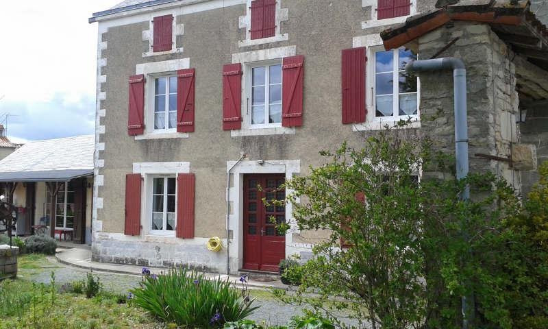 Vente maison / villa Aigre 142 000€ - Photo 3