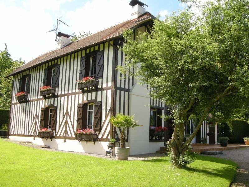 Sale house / villa Vauville 489000€ - Picture 1