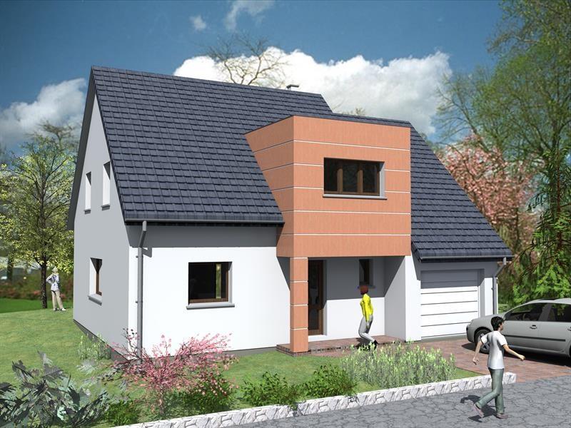 Maison  5 pièces + Terrain 480 m² Schnersheim par GRAFIC HABITAT