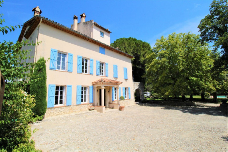 Deluxe sale house / villa La colle sur loup 1990000€ - Picture 1