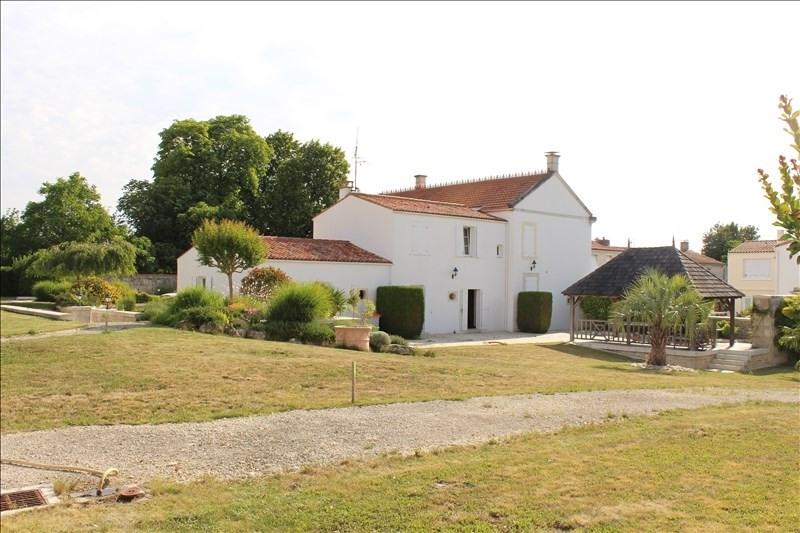 Sale house / villa Cire d aunis 472500€ - Picture 1