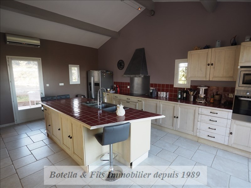 Deluxe sale house / villa St just d ardeche 780 000€ - Picture 5