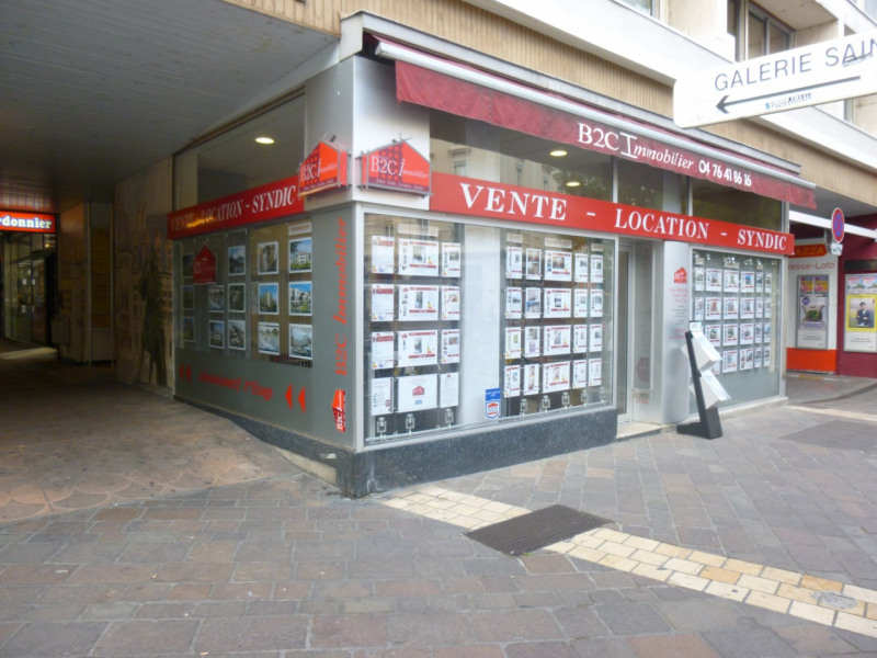 Commercial lease transfer shop Grenoble  - Picture 2
