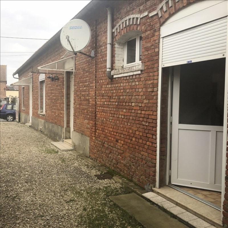 Vente maison / villa Marcoing 75800€ - Photo 1