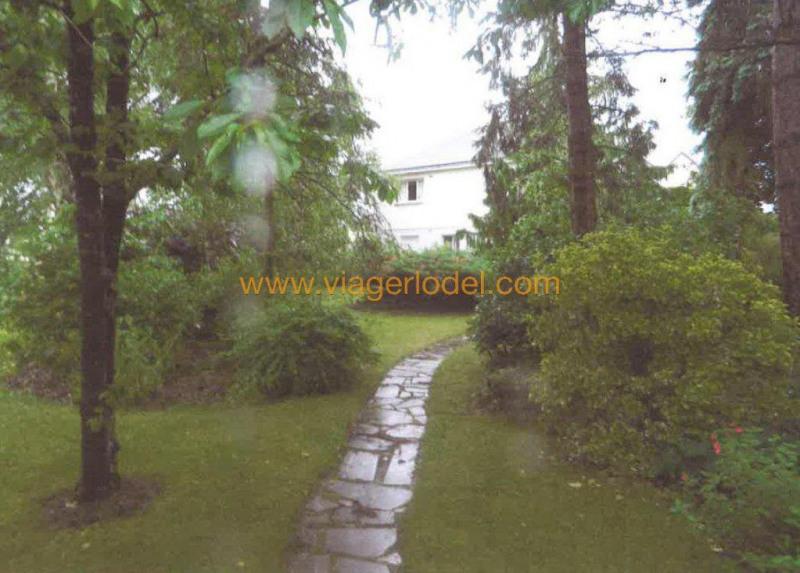 Lijfrente  huis Lezigne 95000€ - Foto 7