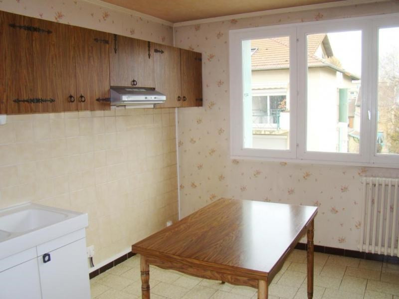 Vente appartement La tour du pin 125000€ - Photo 8