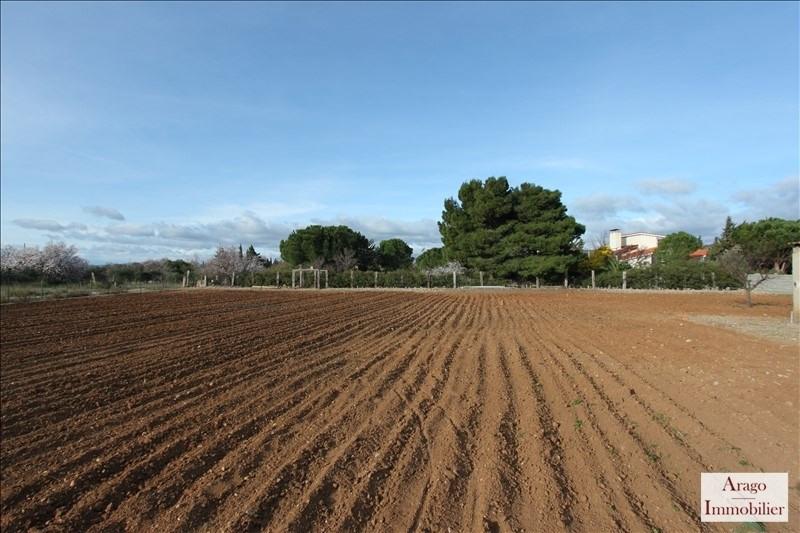 Vente terrain Salses le chateau 108000€ - Photo 3