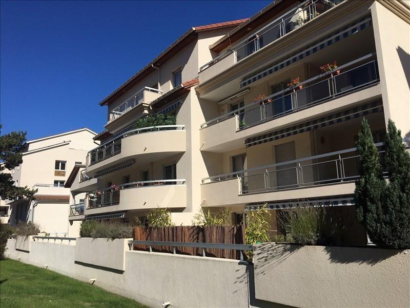 Vente appartement Charbonnieres les bains 298000€ - Photo 1