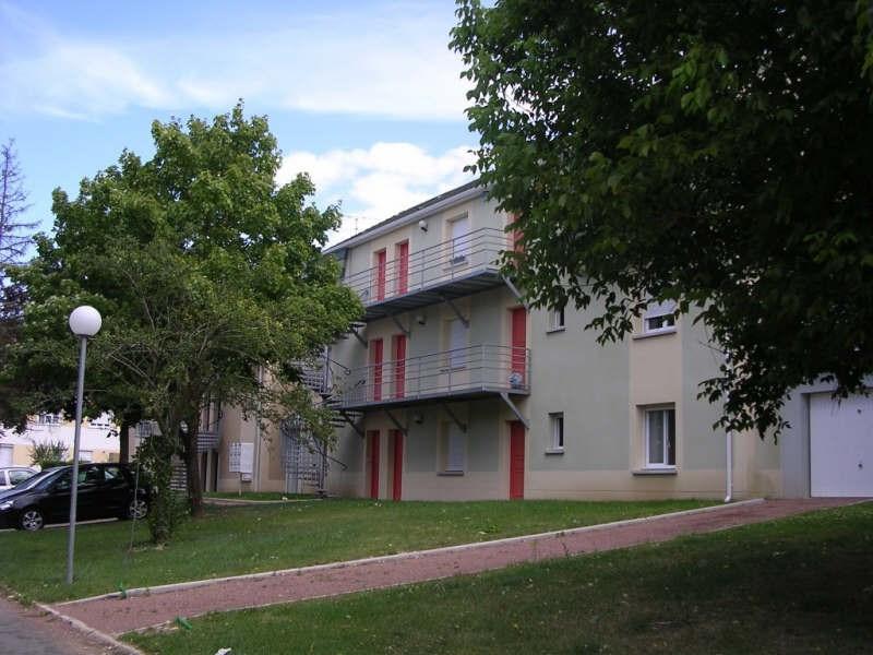 Rental apartment Auxerre 544€ CC - Picture 1