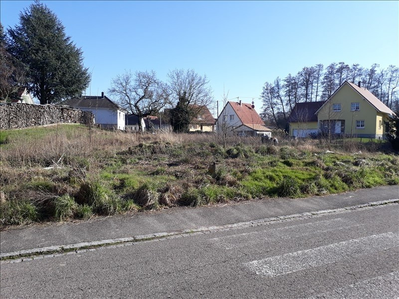 Vente terrain Wissembourg 45 390€ - Photo 3