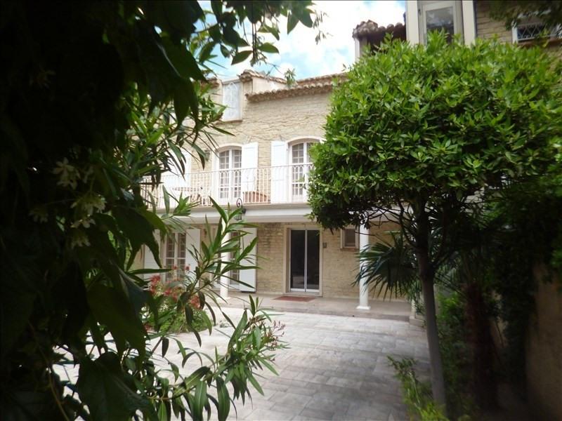 Vente maison / villa Montfavet 351450€ - Photo 1