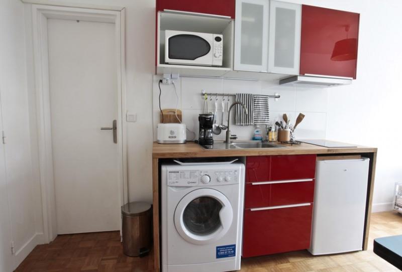Location temporaire appartement Paris 10ème 750€ CC - Photo 3