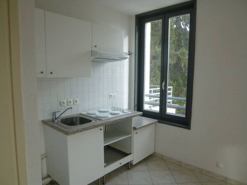 Location appartement Saint-pierre-de-chartreuse 435€ CC - Photo 1