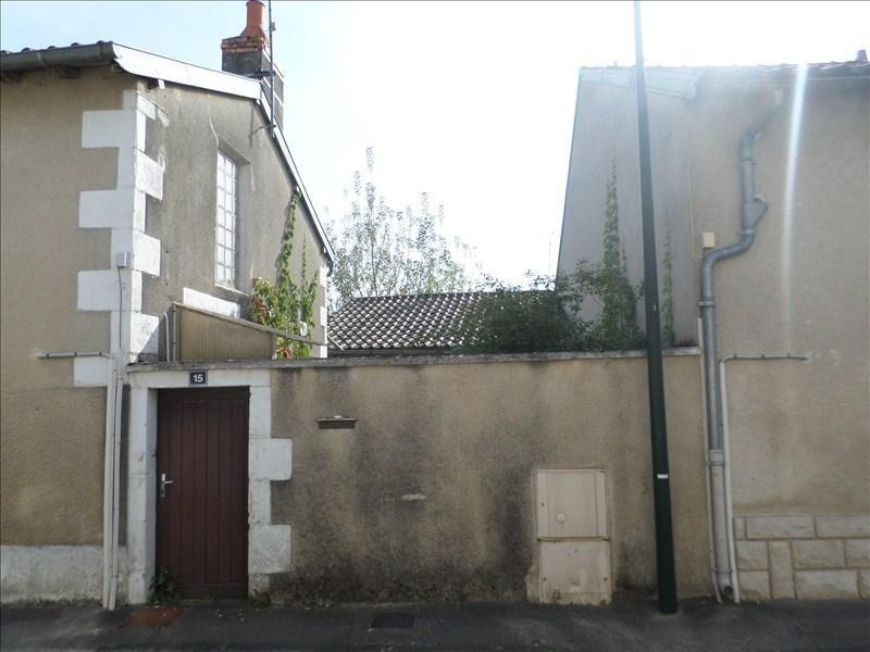 Vente maison / villa Antigny 25000€ - Photo 4