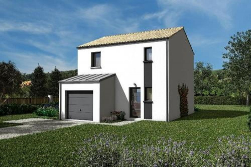 Maison  4 pièces + Terrain 600 m² Yversay par maisons PRIMEA