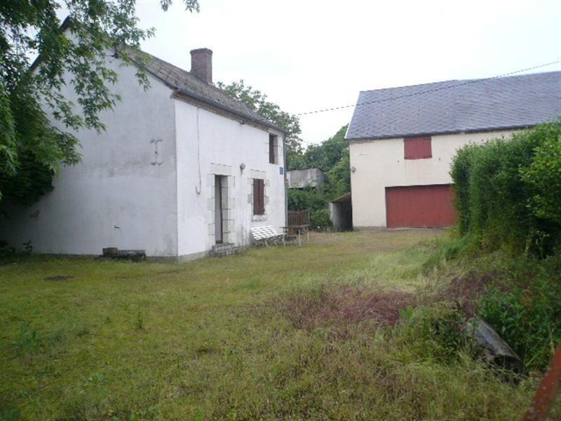 Vente maison / villa Bourges 78000€ - Photo 2