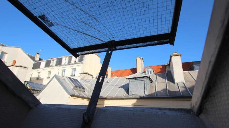Rental apartment Paris 3ème 460€ CC - Picture 5