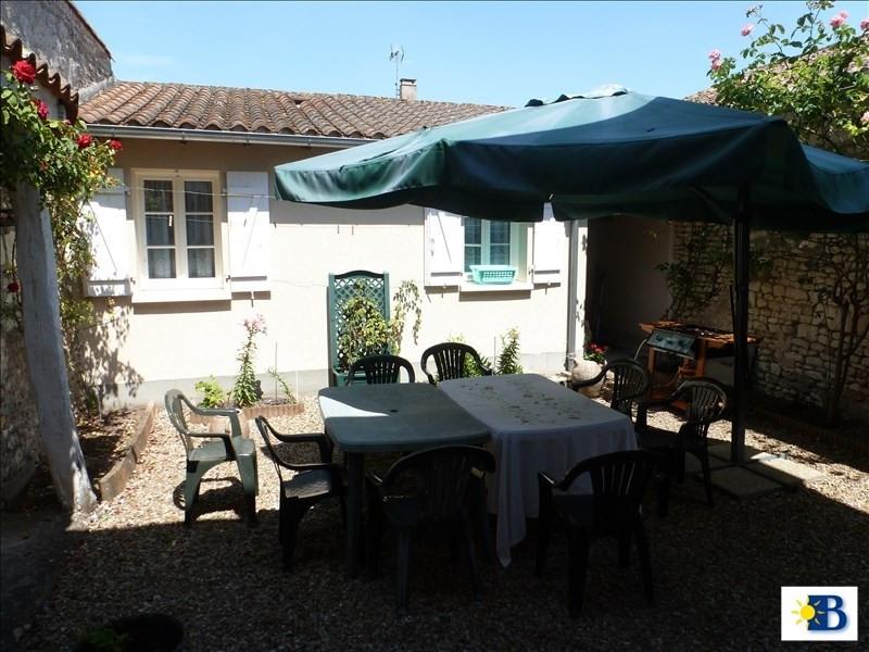 Vente maison / villa Naintre 233200€ - Photo 11