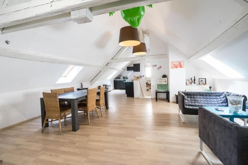 Locação para as férias apartamento Strasbourg 550€ - Fotografia 6