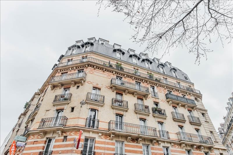 Venta  apartamento Paris 15ème 138500€ - Fotografía 2