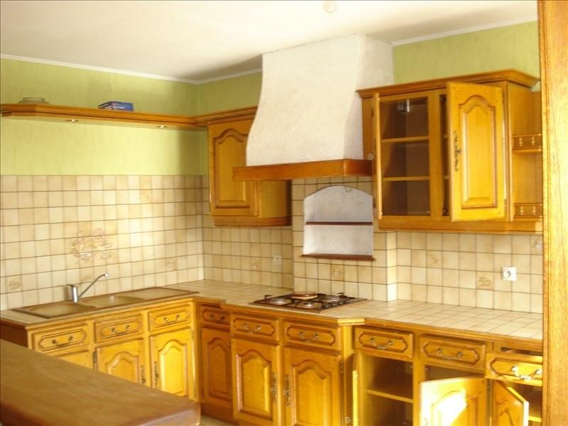 Rental house / villa Davezieux 617€ CC - Picture 2
