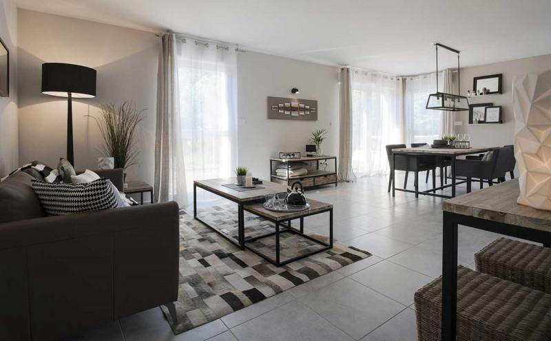 Appartement 4 pièces Boussières