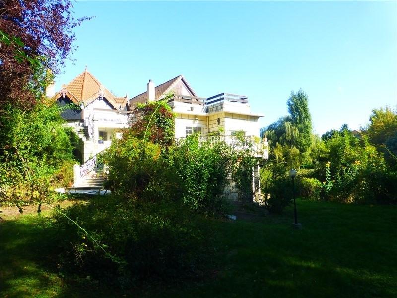 Vente de prestige maison / villa Villennes sur seine 824000€ - Photo 2