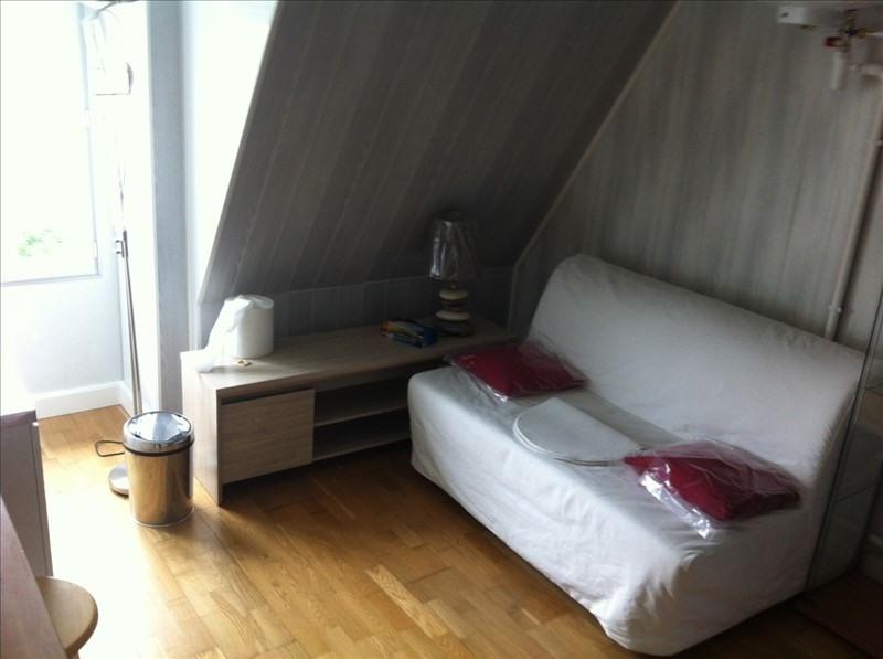 Location appartement Asnieres sur seine 490€ CC - Photo 1