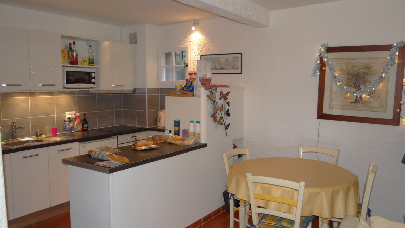 Vacation rental house / villa Cavalaire 1600€ - Picture 4