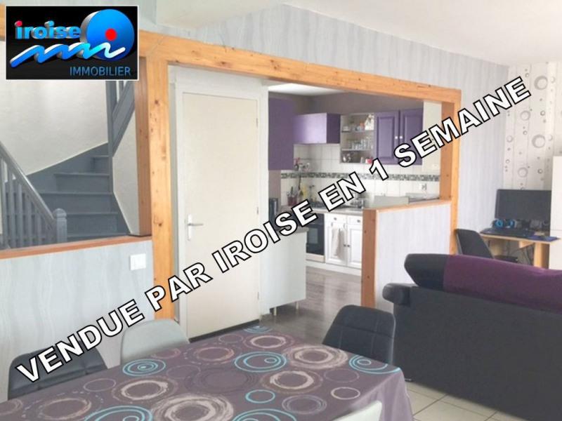 Sale house / villa Brest 128200€ - Picture 1