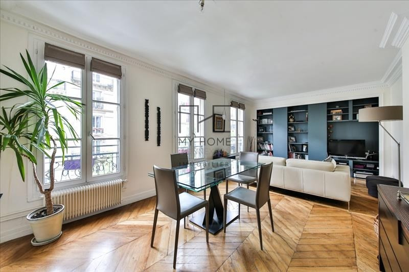 Sale apartment Paris 17ème 860 000€ - Picture 2