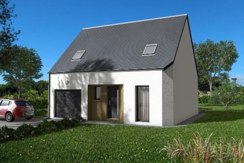 Maison  4 pièces + Terrain 539 m² Plessis-Grammoire par maisons PRIMEA