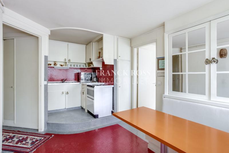 Vente appartement Paris 16ème 970000€ - Photo 9