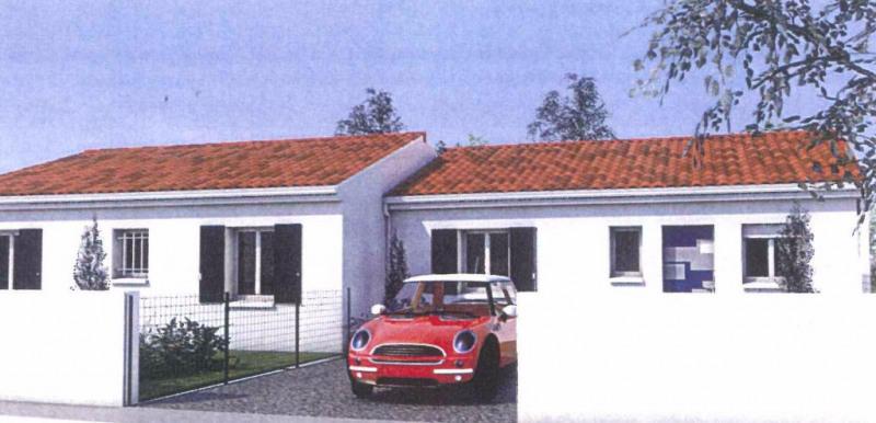Vente maison villa 3 pi ce s royan 64 87 m avec 2 for Achat maison royan
