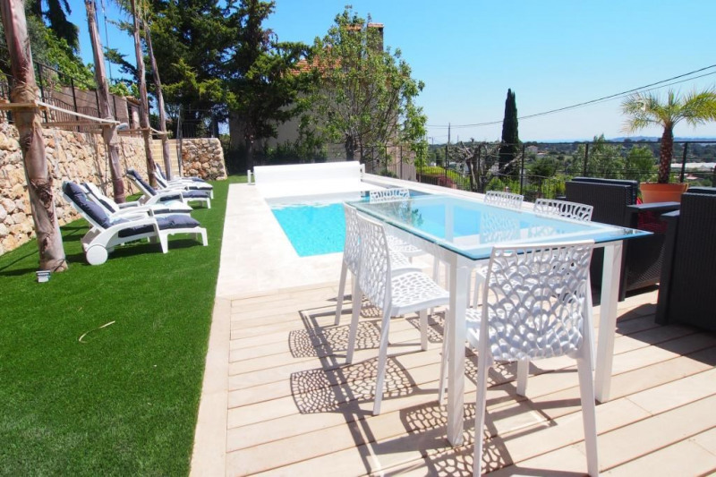 Vacation rental house / villa Antibes  - Picture 3