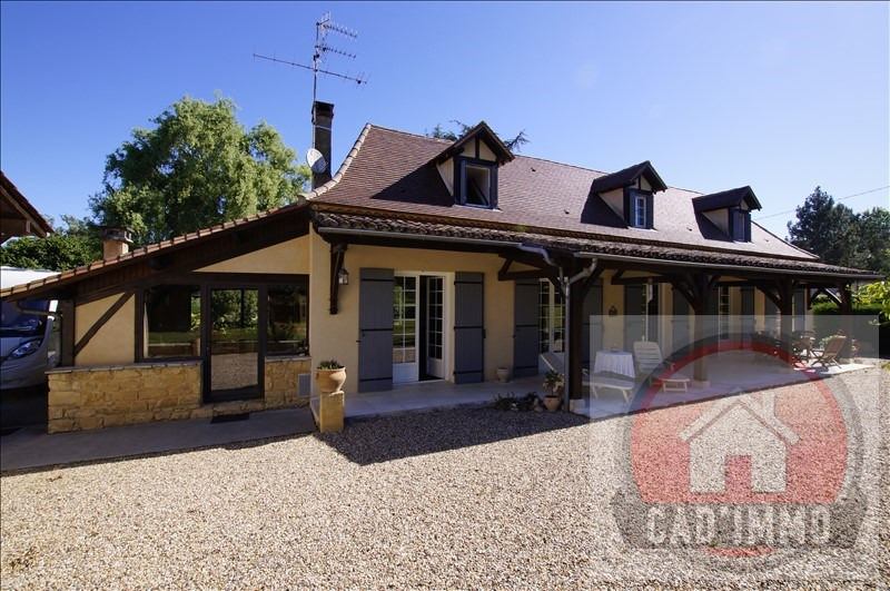 Sale house / villa Cours de pile 333 750€ - Picture 3