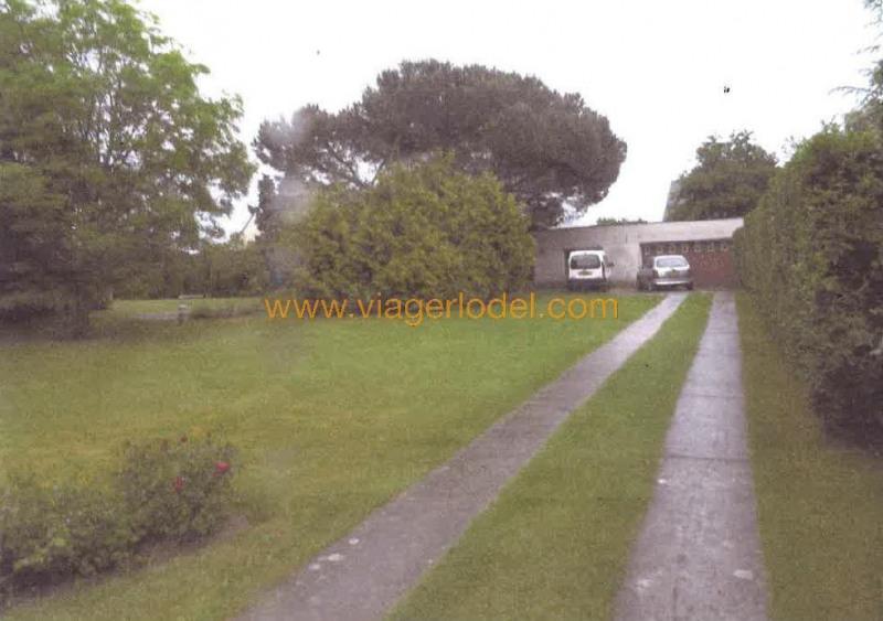 Lijfrente  huis Lezigne 95000€ - Foto 2