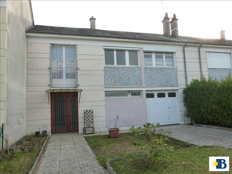 Vente maison / villa Chatellerault 90950€ - Photo 1