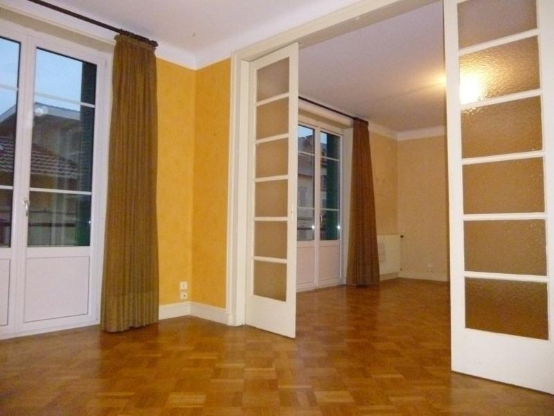 Vente appartement Lons-le-saunier 146000€ - Photo 1