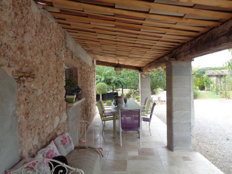 Sale house / villa Salernes 399000€ - Picture 25