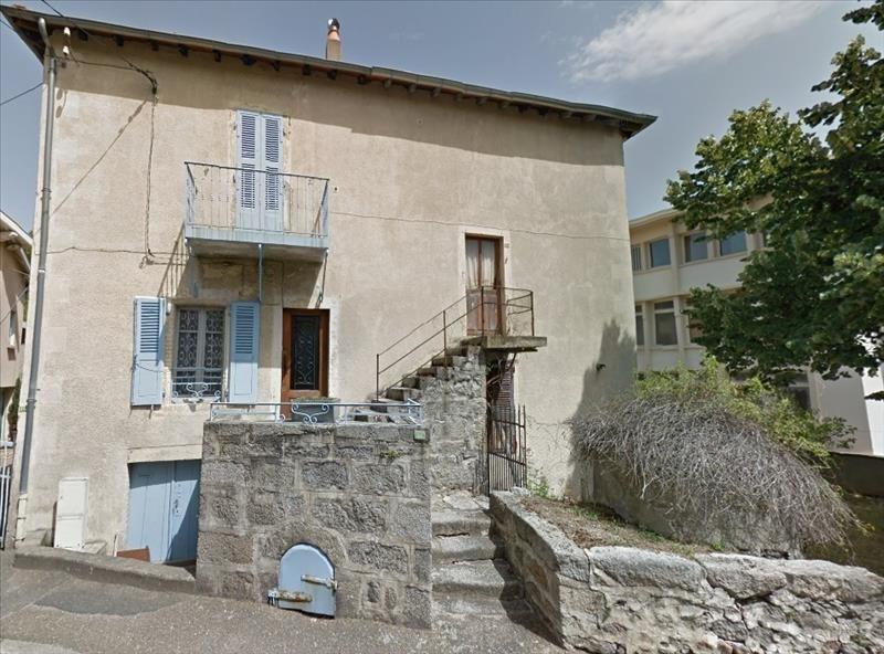 Rental apartment Renaison 540€ CC - Picture 1