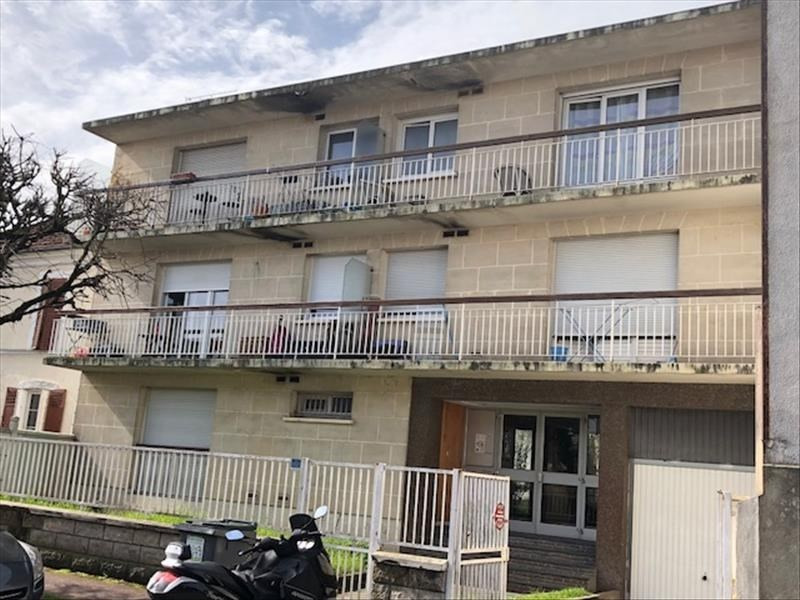 Sale apartment Joinville le pont 136000€ - Picture 1