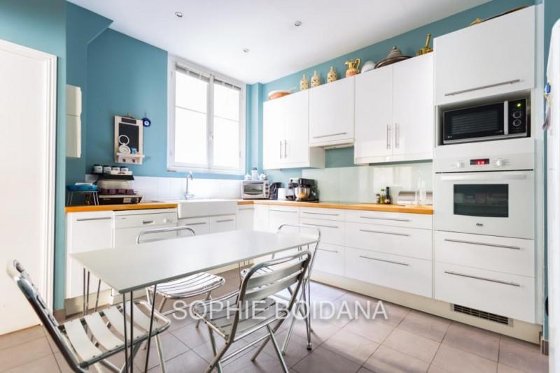 Vente de prestige appartement Paris 17ème 1280000€ - Photo 3