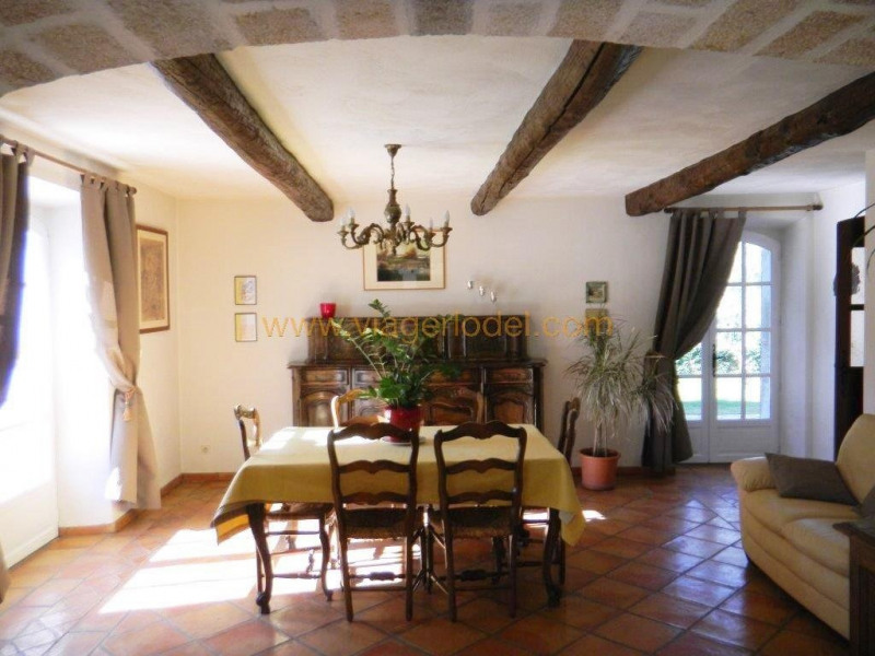 Life annuity house / villa Riez 277 000€ - Picture 7