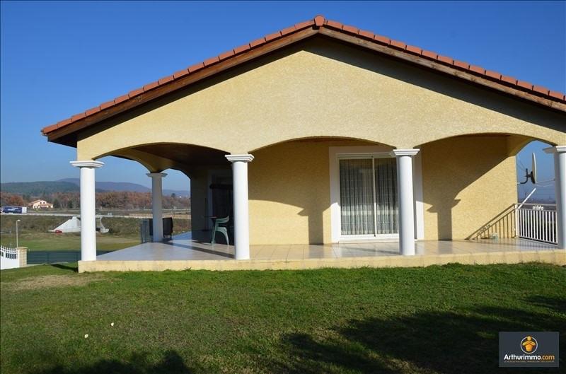 Sale house / villa Davezieux 268000€ - Picture 2
