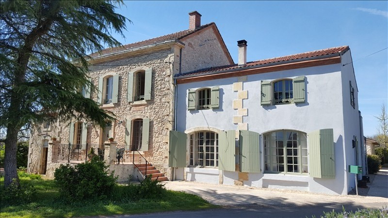 Vente de prestige maison / villa Prayssas 550 000€ - Photo 10