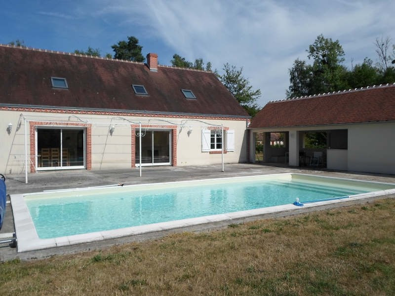 Sale house / villa Pruniers en sologne 337 600€ - Picture 7