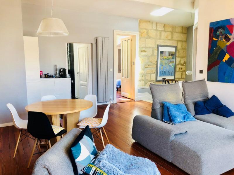 Vente appartement Bordeaux 499200€ - Photo 1