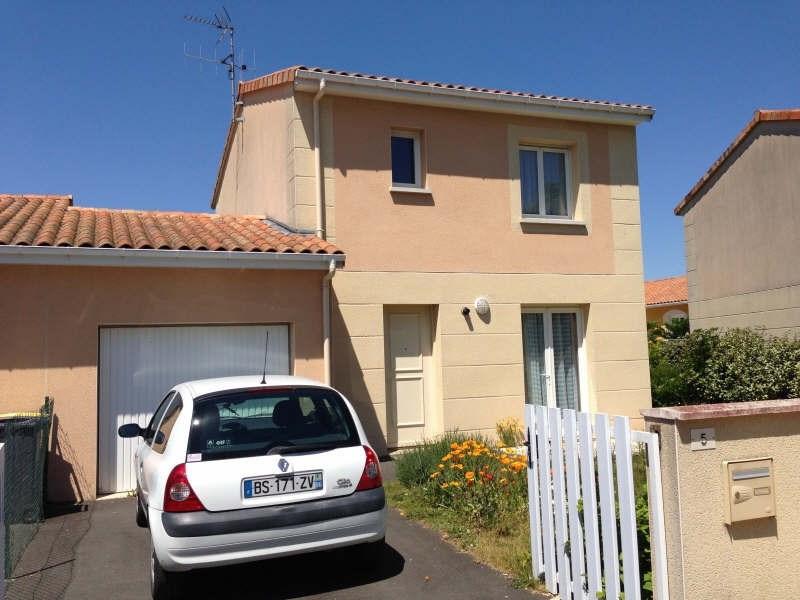 Rental house / villa Biard 658€ CC - Picture 1