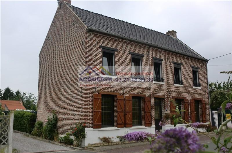 Produit d'investissement maison / villa Moncheaux 249000€ - Photo 1